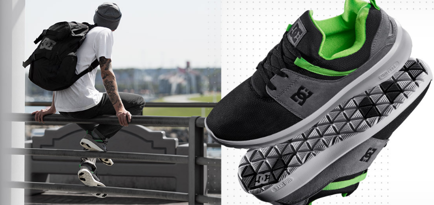Акции DC Shoes в Шахтах